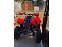 Polaris phonix 200 cc road legal