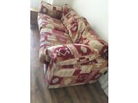 Free for collection sofa and arm chair