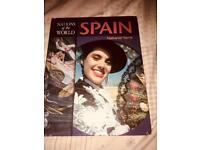 Spanish history book
