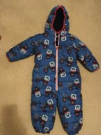 Next snow suit 18-24 months