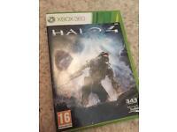 Xbox 360 Game Halo 4 & 3
