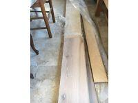 Pale Oak Engineered Wood Flooring - Wider Width 22cms