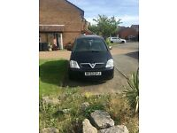 Vauxhall Meriva 53 plate 1.7 cdti spairs or Repair none runner