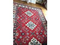 Iranian hand made rug