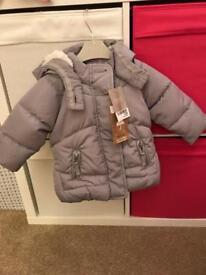 Baby girls next coat.