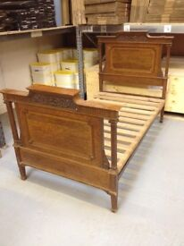 Vintage single bed with delivery
