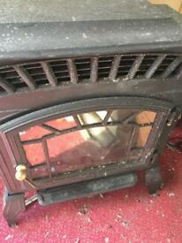 Small gas fire £10