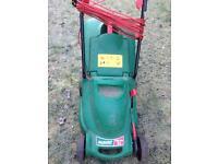 Qualcast Power Trak 34 Electric Lawnmower