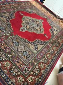 Large Iranian oriental carpet 2.9 x 4 meters