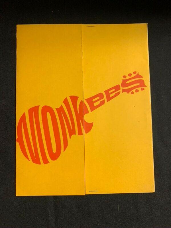 Vintage  1967 Monkees Fan Club Kit (partial)