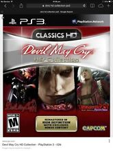 Seeking Dmc hd collection ps3 Morley Bayswater Area Preview
