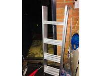 Youngman 313340 Easiway Aluminium 3-Section Loft Ladder