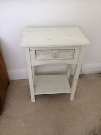 Side Table/Bedside Table