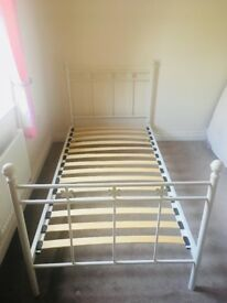 Next single bed frame from the daisy collection