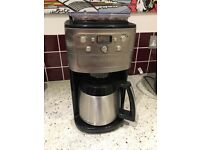Cuisinart Grind and Brew Plus Filter Coffee Machine RRP £170