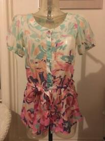 Ladies Marks & Spencer Blouse Top UK10