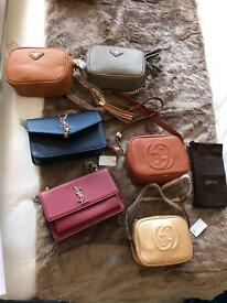 Dream handbag collection. One of each left now