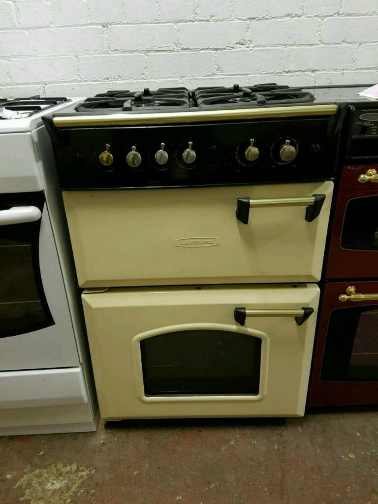 Leisure 60cm gas cooker