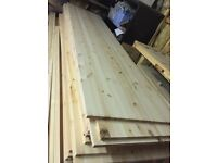 Grade A pine furniture boards