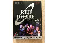 Red Dwarf DVD box set