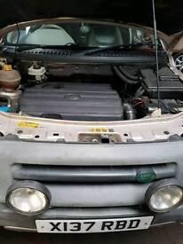 Land rover freelander td4 es auto