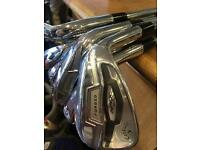New callaway apex pro forged irons