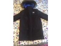 Boys Karrimor Parka/Winter Jacket age 8-10