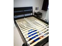 IKEA Tyrsil Double Bed Frame