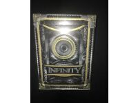 Infinity playing cards