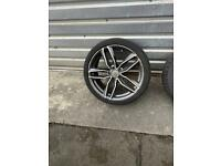 """19"""" alloy wheel Audi A4"""