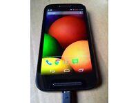 Motorola Moto G, unlocked