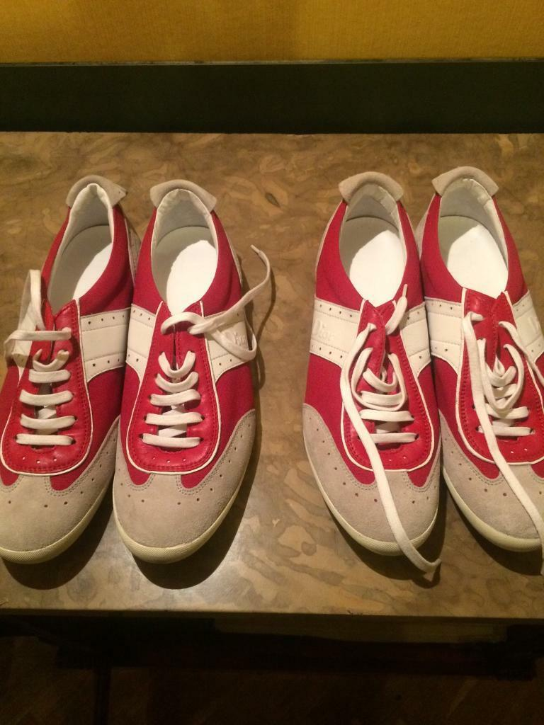 Dior Trainers x2