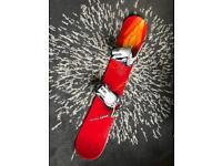 Women's Salomon snowboard