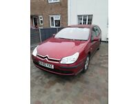 Citroen C5 1.6 HDI 93k miles, open to offers