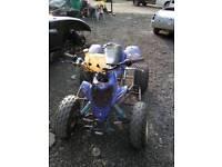 125cc quad bike project
