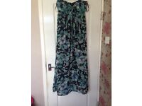 Size 12 primark maxi dress - ONLY £5