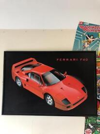 Ferrari F40 picture (large)