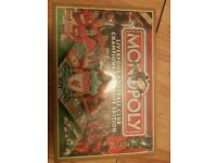 Monopoly liverpool football club champions of europe edition