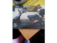 suzuki 49cc moped