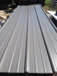 Brand New Steel Roofing 2 Colours/Quantities Available