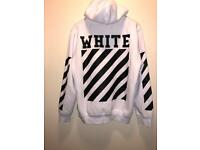 Off white thick jumper