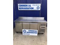 Blizzard 3 Door Under Counter Display Fridge Commercial Catering Meat Dairy Cafe