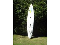 3.2m jet320 sailboard with sails