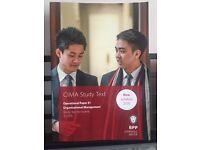 CIMA Organisational Management E1