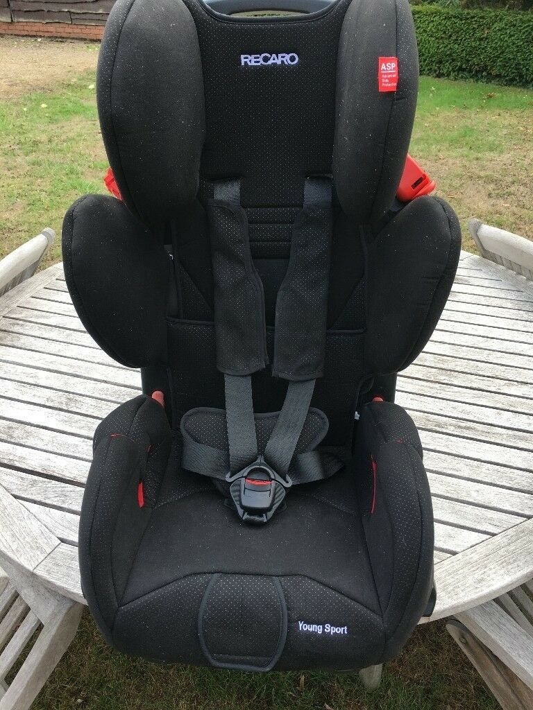 recaro young sport 1 2 3 combi car seat in stoke poges. Black Bedroom Furniture Sets. Home Design Ideas