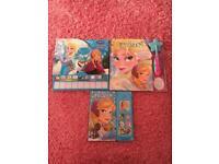 3 x frozen musical books *brand new*