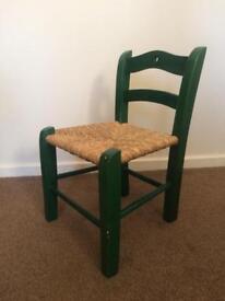 Child's Pine Chair