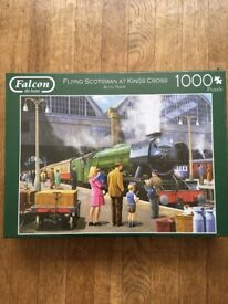 Falcon 1000 Piece Jigsaw - New and Sealed