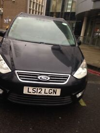 ford galaxy auto 2012,excllent condition full histroy,hpi clear,one year mot,recent service