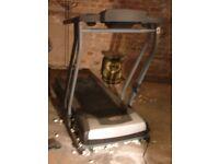 Treadmill, 2xExercise bikes, Pilates Ab-do chair, Pilates premier xp, Stand for Pilates premier